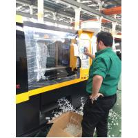 Wholesale Pet Preform Injection Molding Machine , Blowing Machine For Pet Bottles from china suppliers