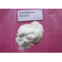 Wholesale CAS 53-39-4 Fat Burning Steroid Oxandrolone Anavar Anabolic White Powder from china suppliers