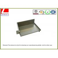 Wholesale Sheet metal fabrication steel cover with grey powder coating from china suppliers