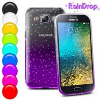 Wholesale Samsung Galaxy E5 accessories , Raindrop design Smartphone protective case from china suppliers