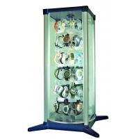 Wholesale 6 Layers Watch Display Stands With Normal Fluorescent Light from china suppliers