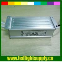 Wholesale 60W single-end output led power supply 12V CE ROHS from china suppliers