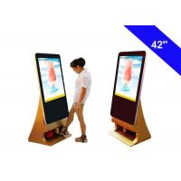 Wholesale Shoes Polish Commercial LCD Display Kiosk Totem Indoor Advertising Digital Signage from china suppliers