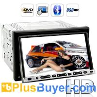 "Wholesale Road Hammer - 2 DIN Car DVD Player with Bluetooth - 7"" HD Touchscreen from china suppliers"