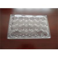 Wholesale Disposable PET Plastic Quail Egg Cartons Transport Storage Approved from china suppliers