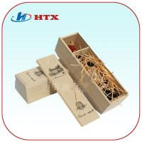 Wholesale Hot Sale Wood/Wooden Box for Wine from china suppliers