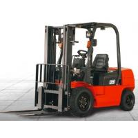 Buy cheap Forklift 2.5Ton with duplex mast 4m with Pneumatic tires from wholesalers