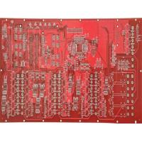 Wholesale 1.6mm Board Thickness FR-4 based with TG150 double layer pcb board HASL IPC standard from china suppliers