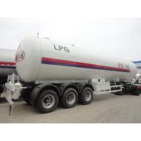 Wholesale HOT SLAE 2017s new best price CLW9401GYQ 3axles 52cbm LPG semi-trailer, factory sale 52m3 propane gas tank trailer from china suppliers
