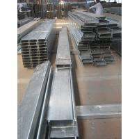 Wholesale Hot Dipped Galvanised Steel Purlines By Galvanizing Steel Strip For Prefab House from china suppliers