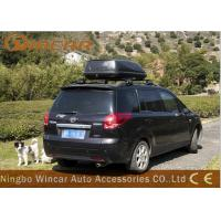 Wholesale 320L Universal Car Roof Boxes Aerodynamic Rack Luggage Pod Basket Cargo Carrier from china suppliers
