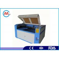 Quality 80w Acrylic Mdf Wood Mini Craft Laser Engraving Cutting Machine 220V ±10% 50HZ for sale