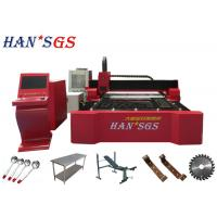 Wholesale 500W/1000W small laser metal cutting machine for 5mm 10mm 12mm 15mm steel plate cutting from china suppliers