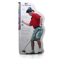 Wholesale Advertising cardboard cutout standee Lift - sized cardboard shelf display from china suppliers
