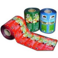 Wholesale PET/AL/PE tomato ketchup sachet film from china suppliers