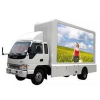 Wholesale P6 Slim Truck Mobile Led Display , Led Moving Message Sign Board High Precision from china suppliers