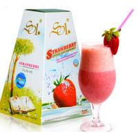 Wholesale SOL weight Loss Slimming Capsule Diets Drink herbal slimming tea from china suppliers