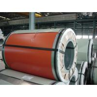 Wholesale Special Color Coated Prepainting Steel Coil With Excellent Anti-corrosion Performance from china suppliers