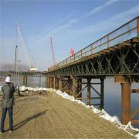 Wholesale Heavy Type Temporary Construction Bridge Modular Temporary Construction Platform from china suppliers