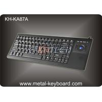Wholesale Compact Win10 Industrial Plastic Computer Keyboard with Mini Trackball from china suppliers