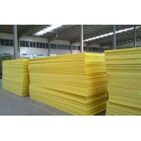 Wholesale 50mm Flame Resistant Glass Wool Pipe Insulation For External Walls from china suppliers