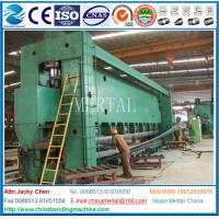 Wholesale Marine three-roller hydraulic plate bending machine, pressure head bending machines from china suppliers