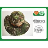 Wholesale Military Style Waterproof Camo Hunting Hats Windbreak For Fishing Sunshade from china suppliers