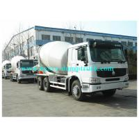 Wholesale 6X4 howo concrete truck mixer T5G ZZ1257N404HD1 RHD 14 cubic meters for vietnam from china suppliers
