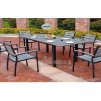Wholesale Outdoor Chair And Table Set For Balcony / Backyard , Patio Outside Furniture from china suppliers