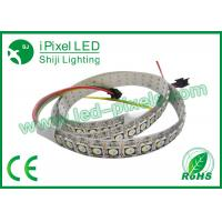 Wholesale Addressable RGBW 144 Led 5v Digital Rgb Led Strip Sk6812 4 Channels from china suppliers