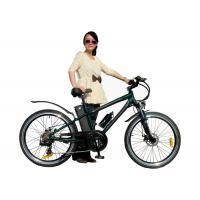 Wholesale Girls Racing MTB Foldable Electric Bicycle , High Speed Mountain e-Bike 26 PAS System from china suppliers