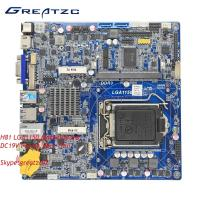 Wholesale DC LGA1150 Motherboard Intel H81 , Mini ITX DC Board H81 Industry Usage from china suppliers