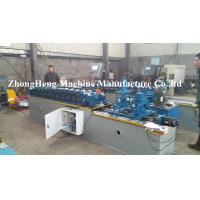 Wholesale Rolling Up Steel Strip Door Frame Cold Roll Forming Machine With Manual Decoiler from china suppliers