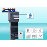 Wholesale UHF RFID reader 3G android printer terminal with GPS / WIFI / Bluetooth from china suppliers