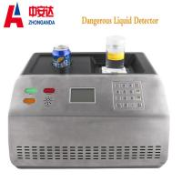 Buy cheap Portable High Sensitive Dangerous Liquid Detector Security Checking from wholesalers