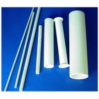 Wholesale OEM / ODM Wearability Smoothness 95% AL2O3 / Alumina Ceramic Tubes Ra 0.4 Surface Finish from china suppliers