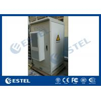 Quality Integrated External Electrical Cabinets Anti Corrosion Outside Enclosures for sale