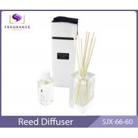 Wholesale decorative spa amora Volatile Rose Essential Oil Reed Diffuser from china suppliers