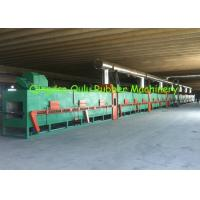 Wholesale Elastomeric Foam Epdm Rubber Extrusion Line 2000mm Width Sheet Max Production from china suppliers