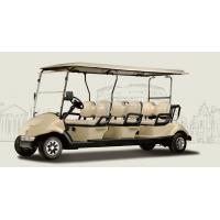 Wholesale 48V Battery Operated Ez Go 6 Passenger Golf Cart High Performance CE Approved from china suppliers