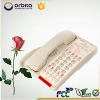 Wholesale Orbita Hotel cable wired telephone from china suppliers