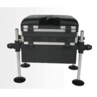 Wholesale Three Drawers Aluminum Fishing Seat Boxes with Big Mud Feet STBX016 from china suppliers