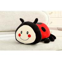 Wholesale Red Five star lady beetles custom stuffed toys 35cm , ladybug plush toys from china suppliers