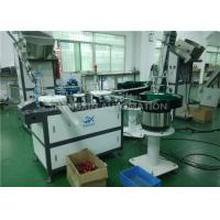 Wholesale Fully Automated Assembly Machine Flexible For Drinking Bottle Lid / Cap from china suppliers