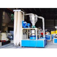 Wholesale Energy Saved Waste Grinder Machine , Heavy Duty Plastic Scrap Grinder Machine No Dust from china suppliers