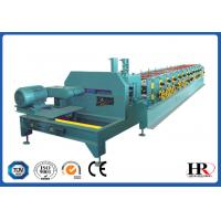 Adjustable CZ Roll Forming Machine With Manual Or Hydraulic Decoiler