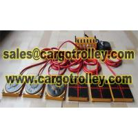 Buy cheap Air bearing casters application and manual instruction from wholesalers