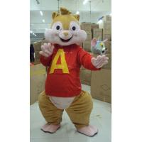 Wholesale High quality helmet squirrel chipmunk mascot kid animal costumes for theme park from china suppliers