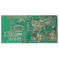 Wholesale Single Sided 6 Layer High-tg Medical PCB Solder Mask Green FR408 from china suppliers
