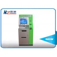 Wholesale Shopping Mall Top Up Cinema Ticket Vending Kiosk With Cash Acceptor from china suppliers